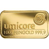 100 gram zilver waarde